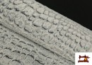 Tissu à Poil Doux Texture Animal Print