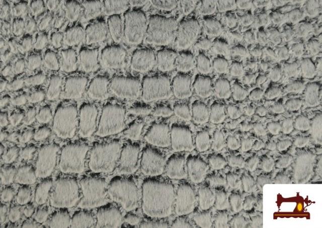Acheter Tissu à Poil Doux Texture Animal Print
