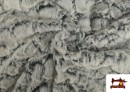 Acheter en ligne Tissu à Poil Doux Texture Animal Print