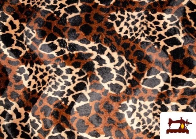 Acheter Tissu pour Costume à Poil Court Homme Préhistorique - Troglodyte