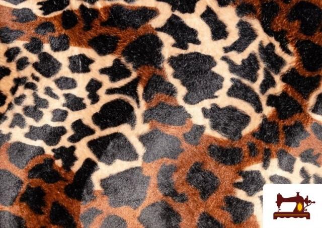 Acheter en ligne Tissu pour Costume à Poil Court Homme Préhistorique - Troglodyte