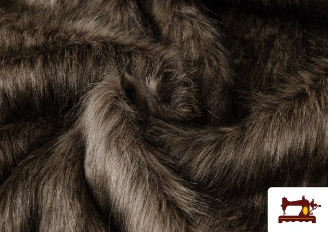 Vente en ligne de Tissu à Poil Long Rustique pour Costume Viking et Médiéval