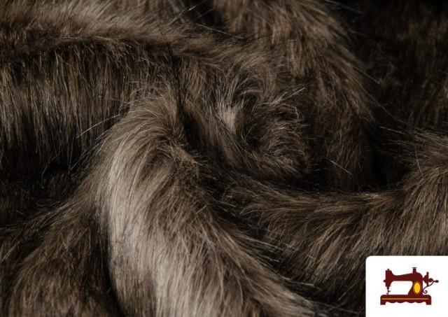 Tissu à Poil Long Rustique pour Costume Viking et Médiéval