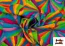 Vente en ligne de Tissu Fantaisie avec Imprimé Multicolore