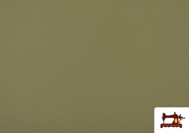 Acheter Tissu de Tee-Shirt de Couleurs couleur Kaki