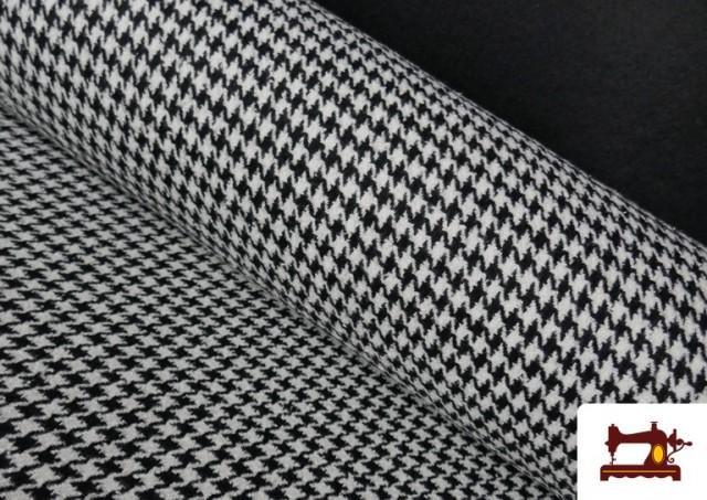 Tissu pour Vestes Cheviot Pied-de-Poule