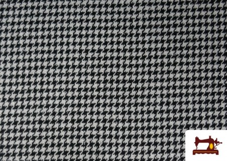 Acheter Tissu pour Vestes Cheviot Pied-de-Poule
