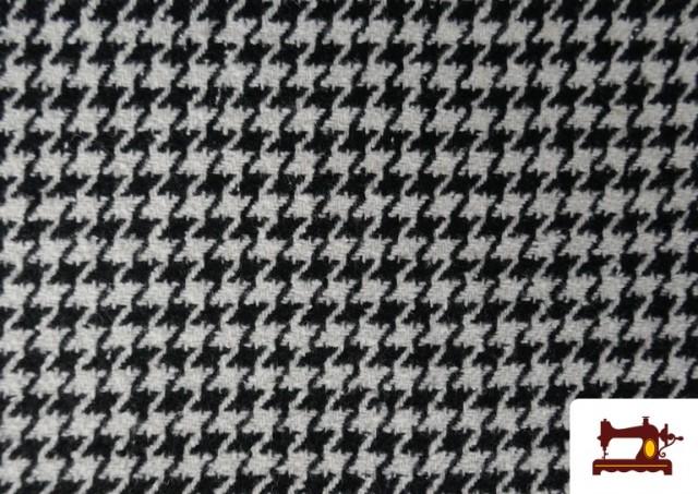 Vente de Tissu pour Vestes Cheviot Pied-de-Poule