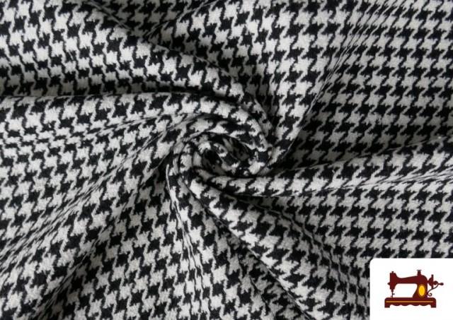 Vente en ligne de Tissu pour Vestes Cheviot Pied-de-Poule