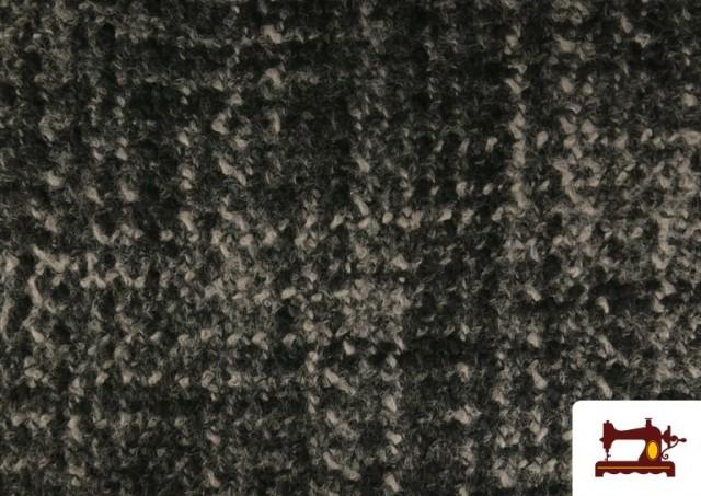 Vente de Tissu pour Manteaux Cheviot en Laine