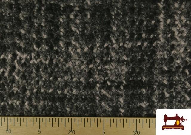 Acheter en ligne Tissu pour Manteaux Cheviot en Laine
