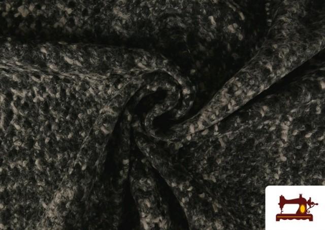 Vente en ligne de Tissu pour Manteaux Cheviot en Laine