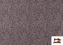Acheter en ligne Tissu en Coton avec Imprimé Léopard de Couleurs couleur Rose pâle