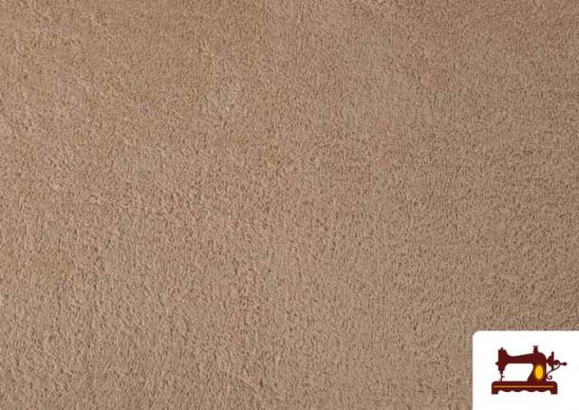 Vente en ligne de Tissu pour Serviettes avec Boucle Américaine de Couleur Beige Sable couleur Beige