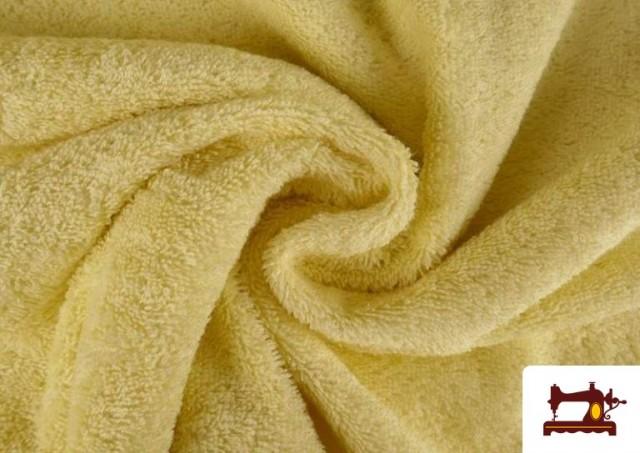 Acheter Tissu pour Serviettes avec Boucle Américaine de Couleur Beige Sable couleur Champagne
