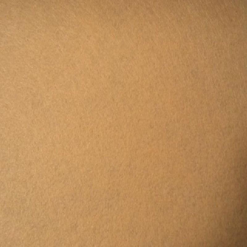 Tissu en Feutre couleur Sable
