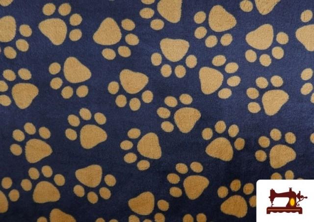 Acheter en ligne copy of Tissu en Coton Imprimé avec Lettres Désirs de Noël
