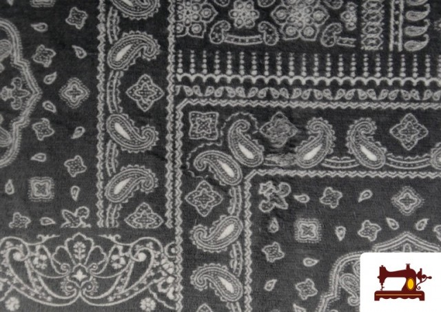 Vente en ligne de copy of Tissu en Coton Imprimé avec Lettres Désirs de Noël