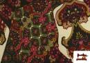 Vente en ligne de copy of Tissu en Lycra Imitation Écailles de Poisson couleur Rouge