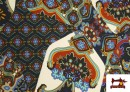 Acheter en ligne copy of Tissu en Lycra Imitation Écailles de Poisson couleur Bleu