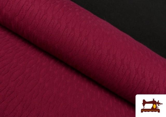 Acheter copy of Tissu de T-Shirt avec Imprimé Monster Trucks couleur Grenat
