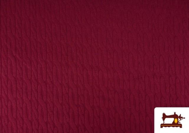 Vente de copy of Tissu de T-Shirt avec Imprimé Monster Trucks couleur Grenat