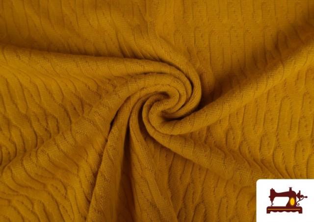 Vente de copy of Tissu de T-Shirt avec Imprimé Monster Trucks couleur Moutarde