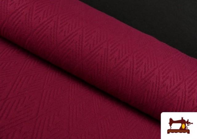 Acheter en ligne copy of Tissu de T-Shirt avec Imprimé Monster Trucks couleur Grenat