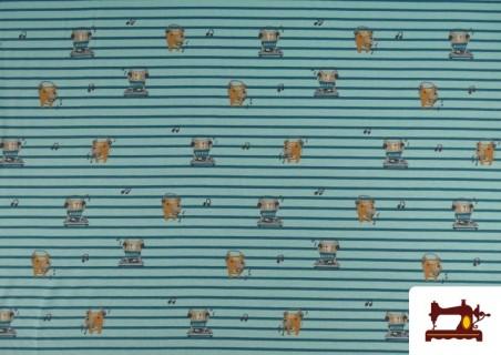 Acheter copy of Tissu de Tee-shirt Imprimé avec Fées