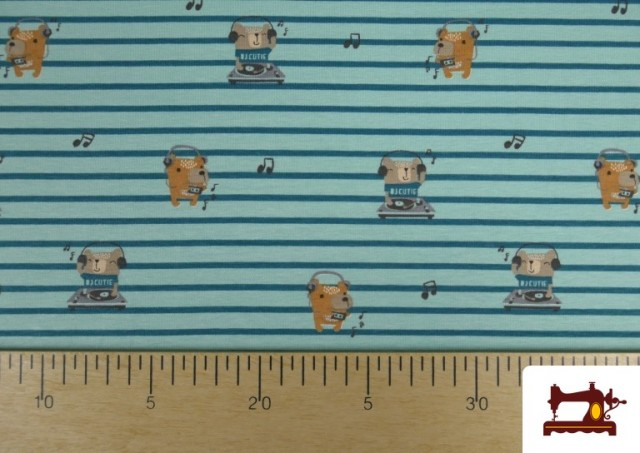 Acheter en ligne copy of Tissu de Tee-shirt Imprimé avec Fées