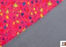 Tissu en Softshell Imprimé