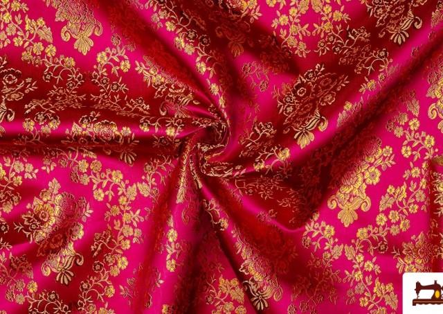 Acheter Tissu Simili Vêtement Fallera couleur Doré