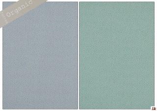Tissu en Coton Organique Imprimé à Pois Minis