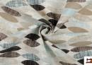 Tissu pour Décoration Coordonné avec Dessin Géométrique