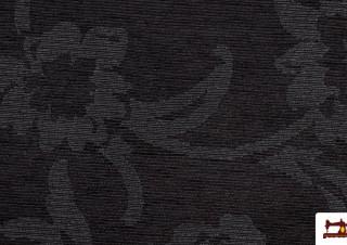 Tissu Brodé Tapisserie Rustique