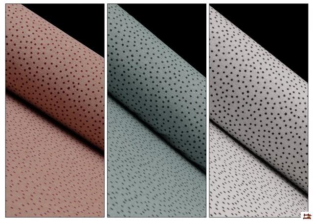 Acheter en ligne Tissu Point Sweat Imprimé Infantile couleur Gris clair