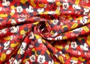 Tela de Algodón Mickey Mouse Disney Clásico