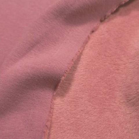 Tissu Minky - Coralina