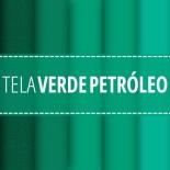 Tela Verde Petróleo